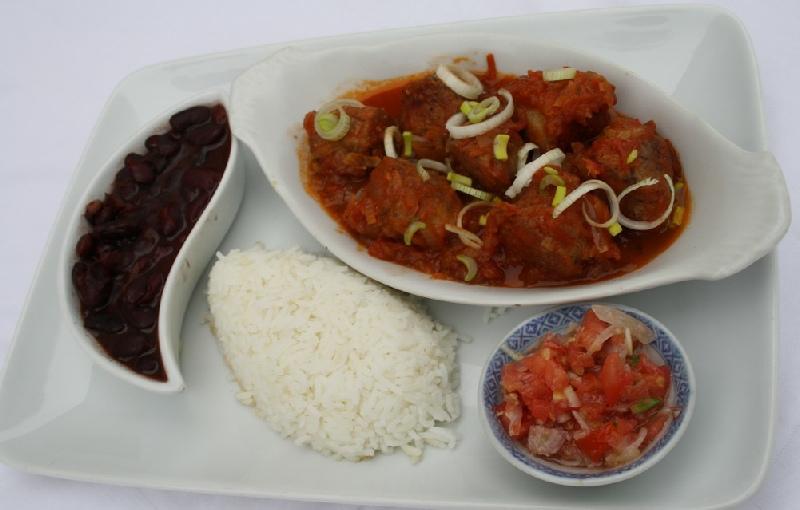 Cuisine r unionnaise pour buffet cari poulet rougail boucan poulet coco poulet massal - Cabri massale cuisine reunionnaise ...